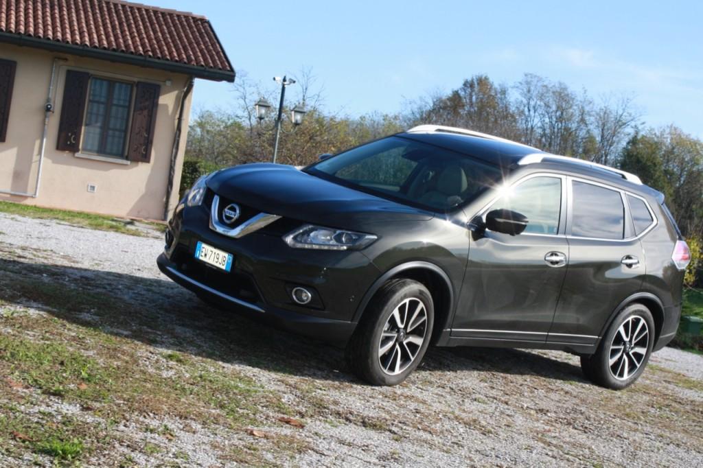 Nissan X-Trail MY 2014, aggiornato il listino: si parte da 27.700 €