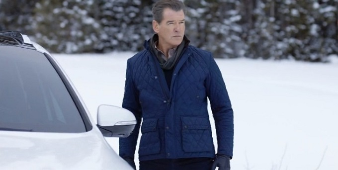 Kia, Pierce Brosnan è il protagonista dello spot per il SuperBowl 2015 [VIDEO]