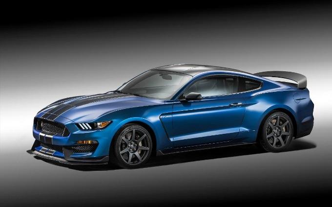 Shelby GT350R Mustang, andrà all'asta il primo esemplare