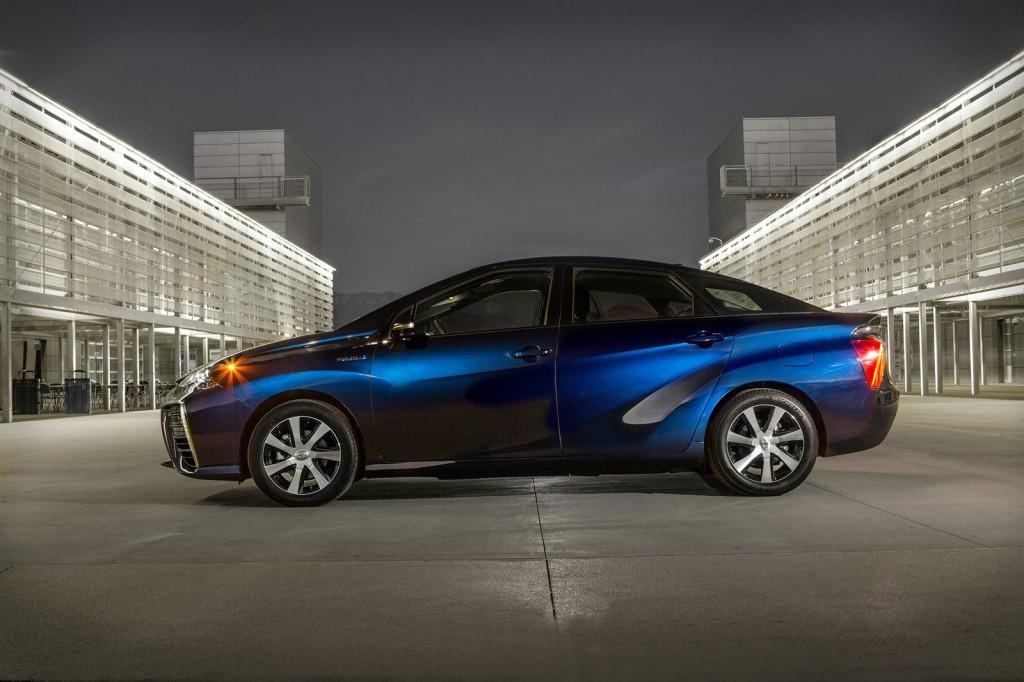 Toyota: i brevetti della Mirai diventano open source