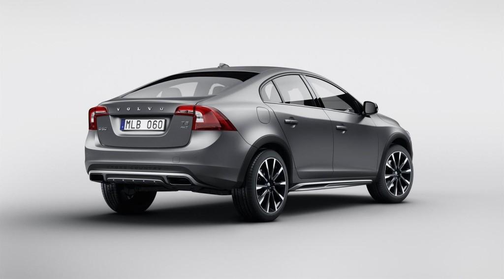 Volvo intende espandere la gamma Cross Country