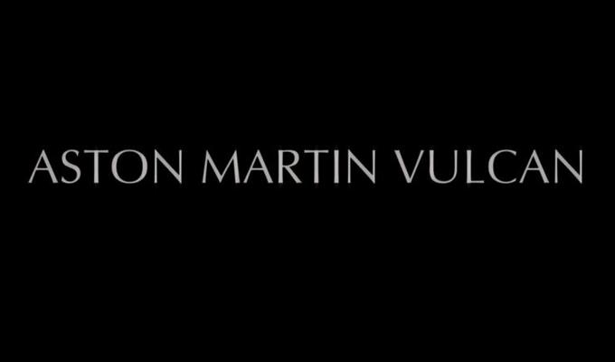 Aston Martin Vulcan: arriva a Ginevra la nuova hypercar britannica