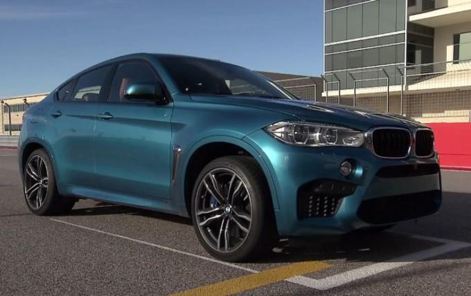 BMW X6 M, l'esaltazione in pista di sportività e prestazioni dell'Elica [VIDEO]