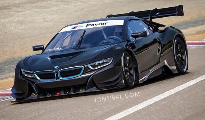 BMW i8 racing: una versione da corsa per i piloti di domani?