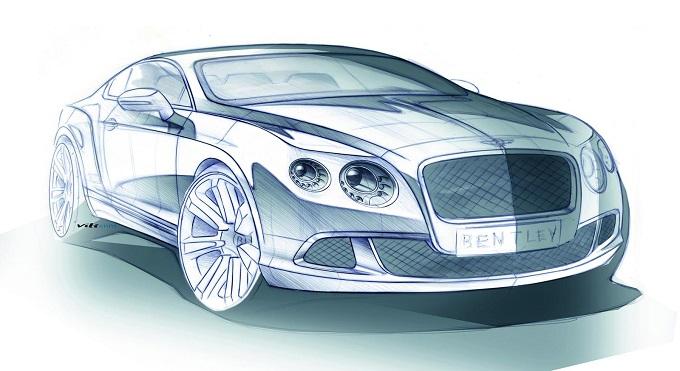 Bentley, al Salone di Ginevra potrebbe arrivare una nuova sportiva a due posti