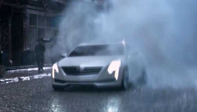 Cadillac CT6 2016, arriva un nuovo spot nella notte degli Oscar [VIDEO]
