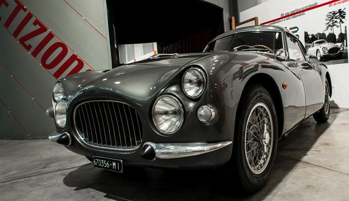 Al Bremen Classic Motorshow anche Alfa Romeo e Fiat