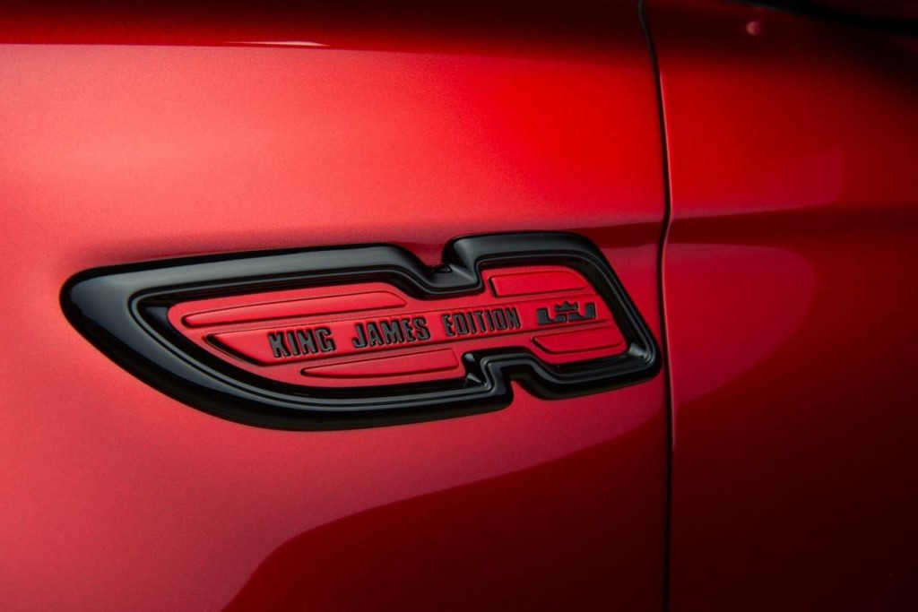 Kia K900 King James Edition, la lussuosa ammiraglia dedicata alla stella NBA LeBron James