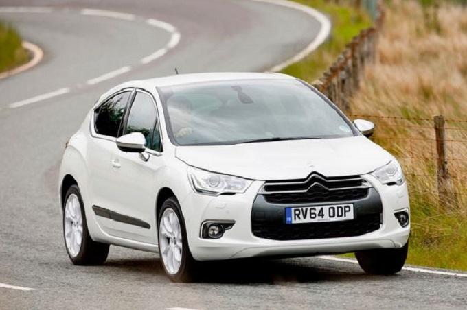 Citroën DS4, la gamma motori sale a cinque