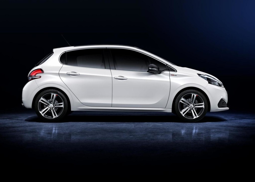 Peugeot 208 MY 2015