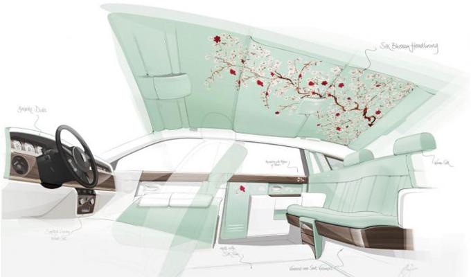 Rolls-Royce Phantom Serenity: nuova prestigiosa proposta per il Salone di Ginevra