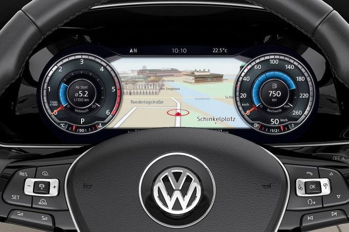 TomTom sarà il fornitore del Volkswagen Group anche in Europa