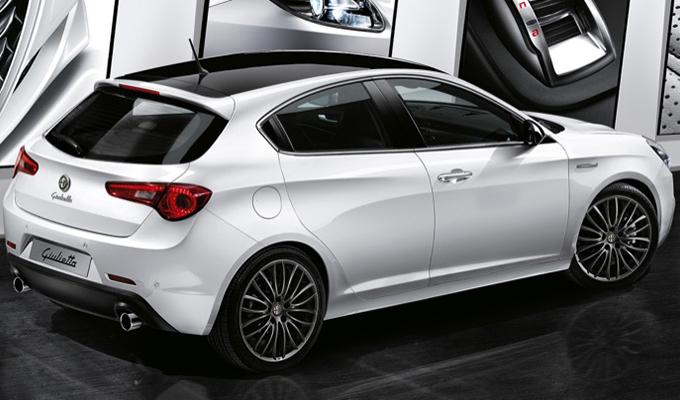 Alfa romeo giulietta price euro