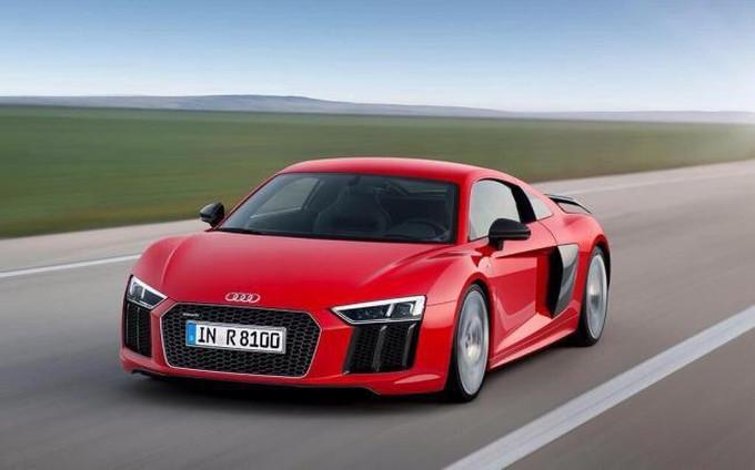 Audi R8 2016: è la prima immagine ufficiale?