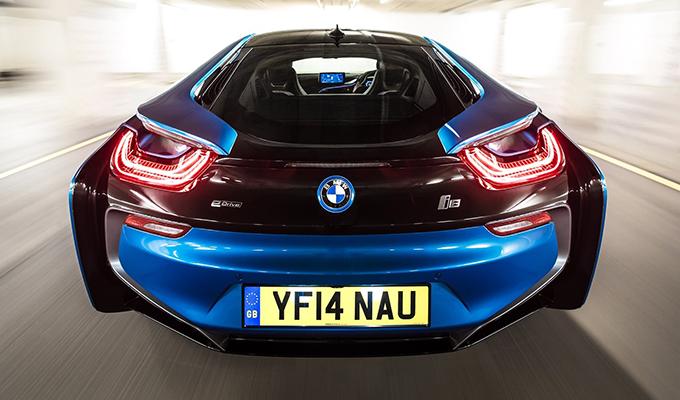 BMW i5 (o i7) in preparazione per rivaleggiare contro la Tesla Model S?