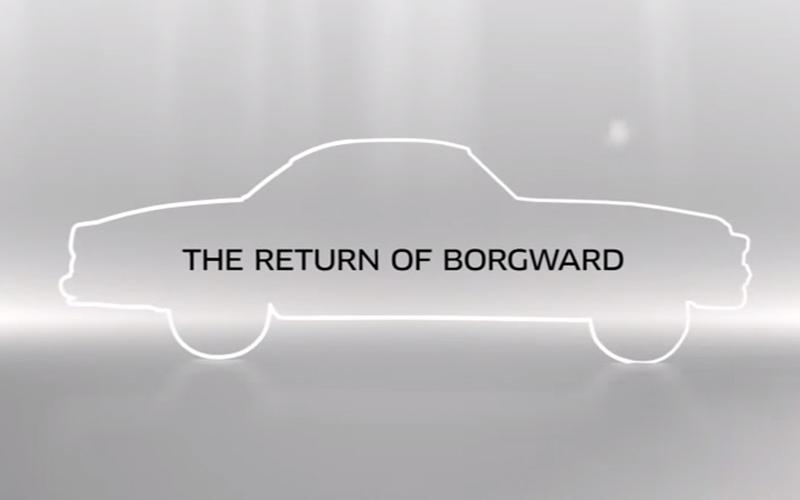 Borgward, ritorno del costruttore tedesco al Salone di Ginevra