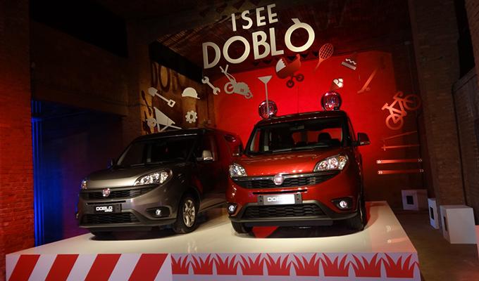 Fiat Doblo MY 2015 - Primo Contatto