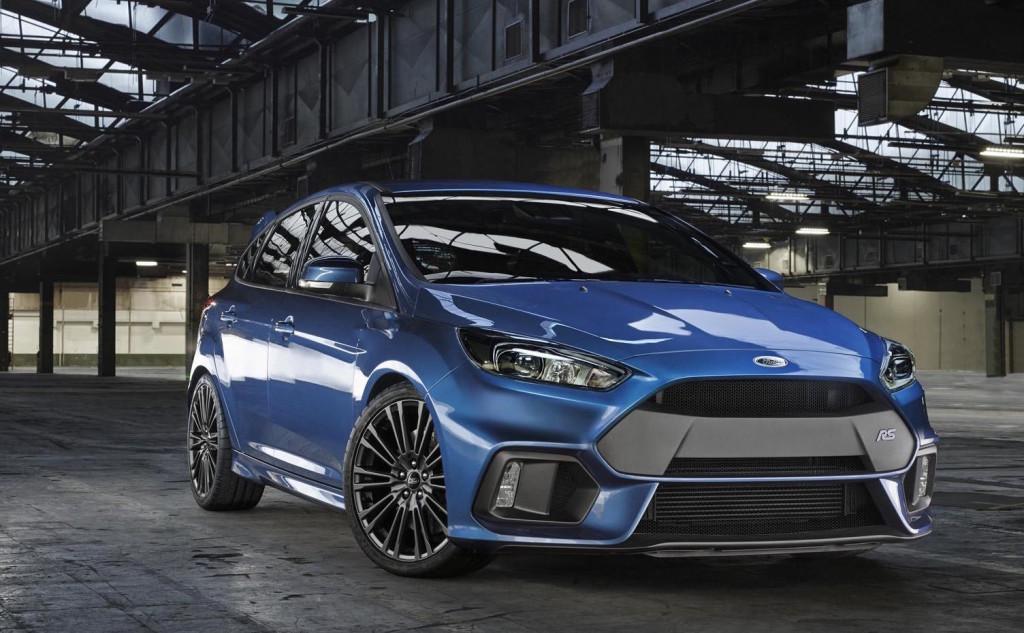 Ford Focus RS, non ci sarà una station wagon
