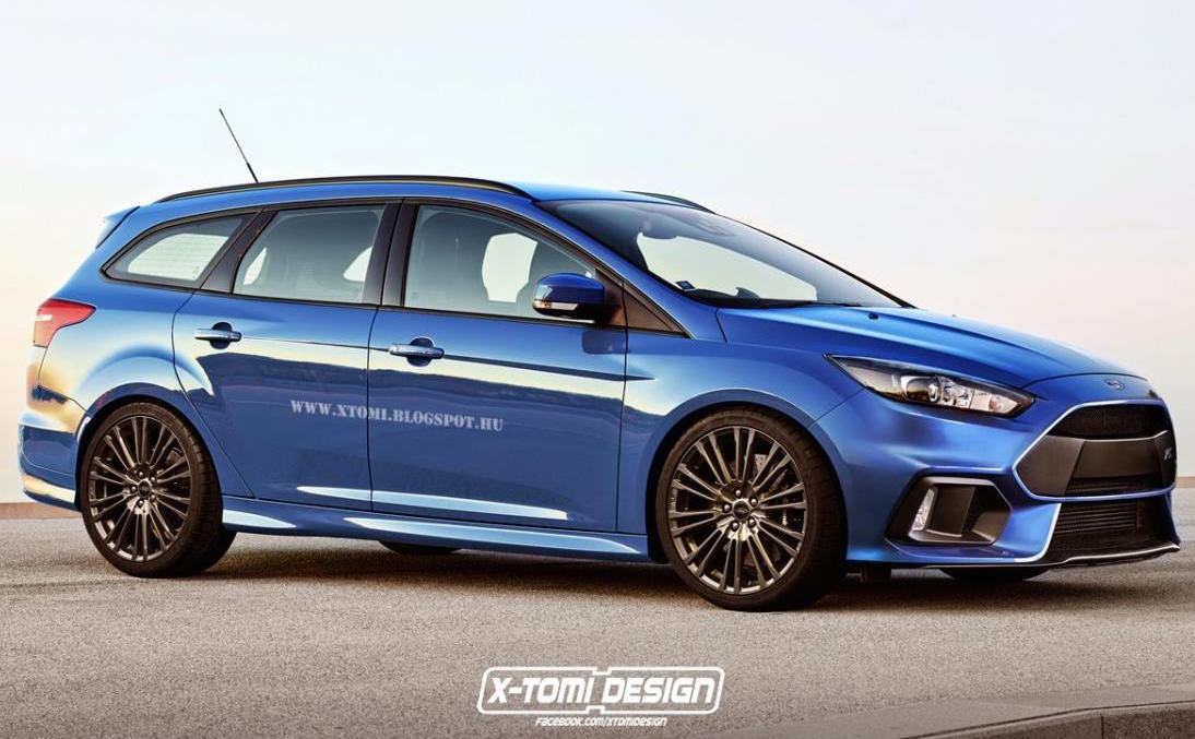 Ford Focus Station Wagon Pictures to pin on Pinterest