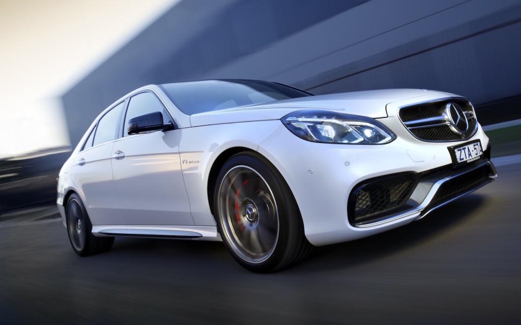 Mercedes E 63 AMG, solo la trazione integrale in futuro?