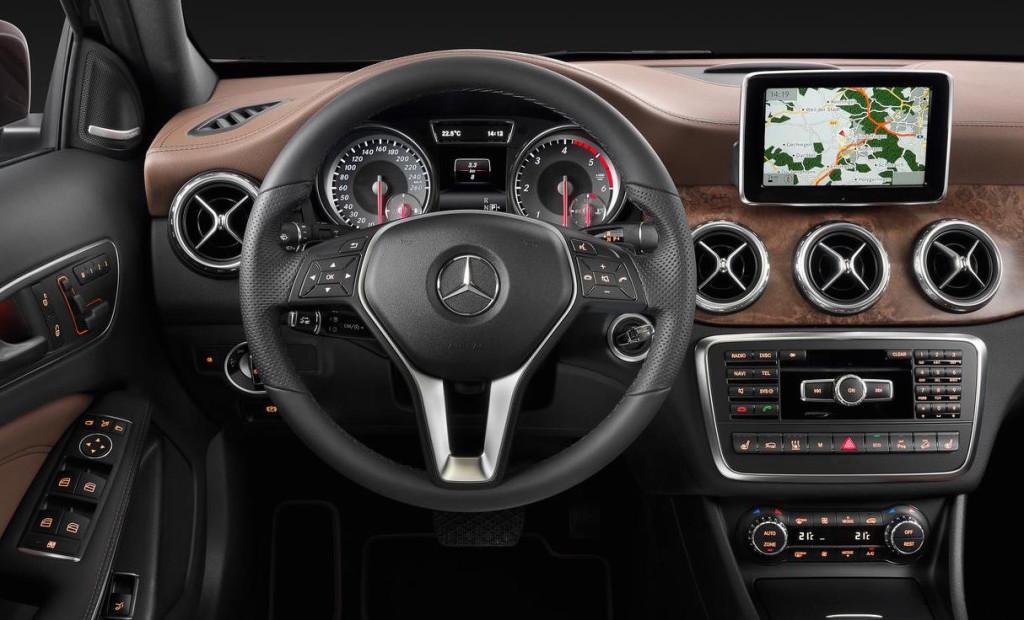 Mercedes GLC plug-in hybrid, in arrivo per l'autunno 2015