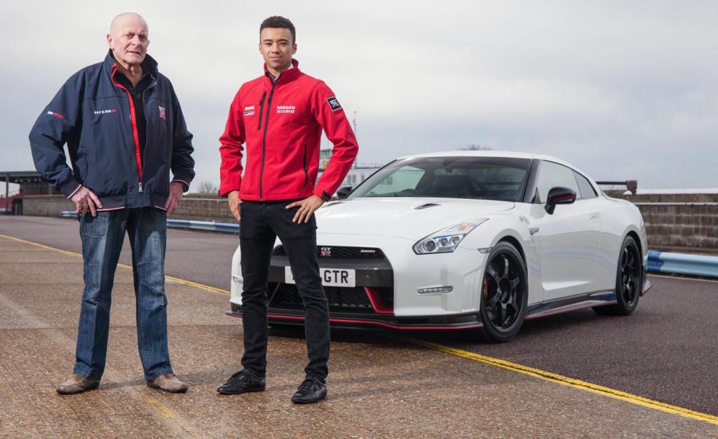 Nissan consegna la prima GT-R Nismo nel Regno Unito