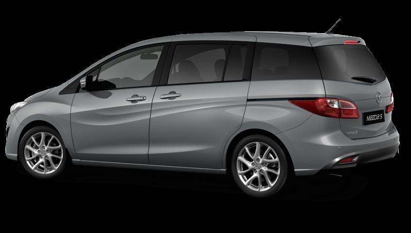 Mazda5, il monovolume non avrà un erede
