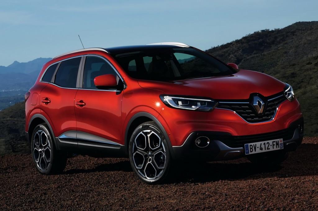 Renault, cinque nuovi modelli in arrivo nel 2015