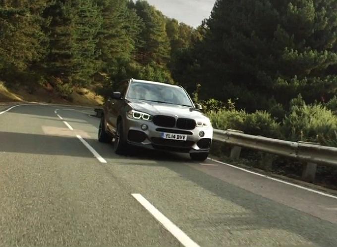 Nuova BMW X5, un nuovo VIDEO per ricordare il pacchetto M Performance
