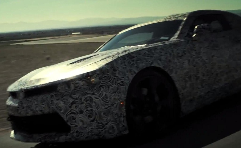 Chevrolet Camaro MY 2016: VIDEO teaser con vista sulla nuova generazione