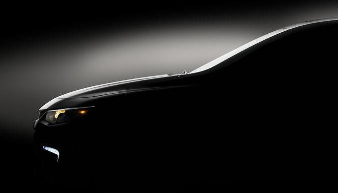 Chevrolet Malibu: teaser del nuovo modello che sarà svelato al Salone di New York 2015