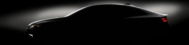 Chevrolet Malibu 2016 - teaser