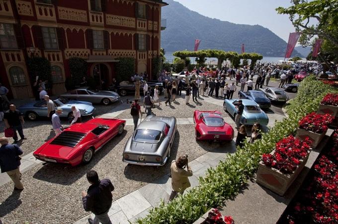 """Il Concorso d'Eleganza a Villa d'Este quest'anno celebrerà i """"Furiosi anni Settanta"""""""