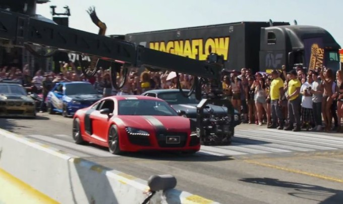 Fast And Furious 7, Dietro Le Quinte Delle Race Wars [VIDEO]
