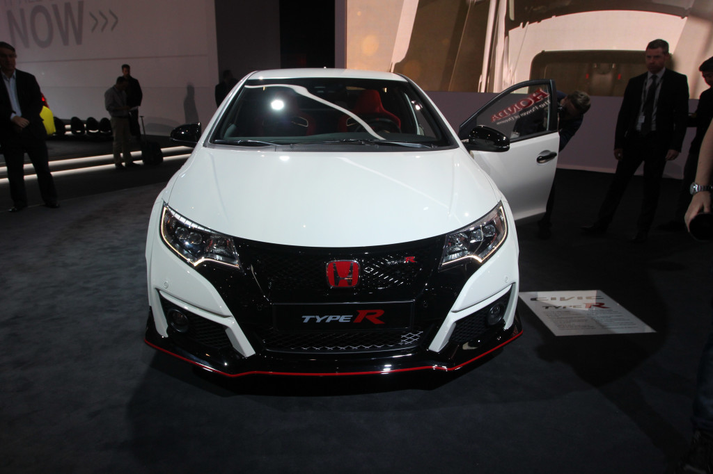 Honda e il rinnovamento totale della gamma al Salone di Ginevra 2015 [INTERVISTA]
