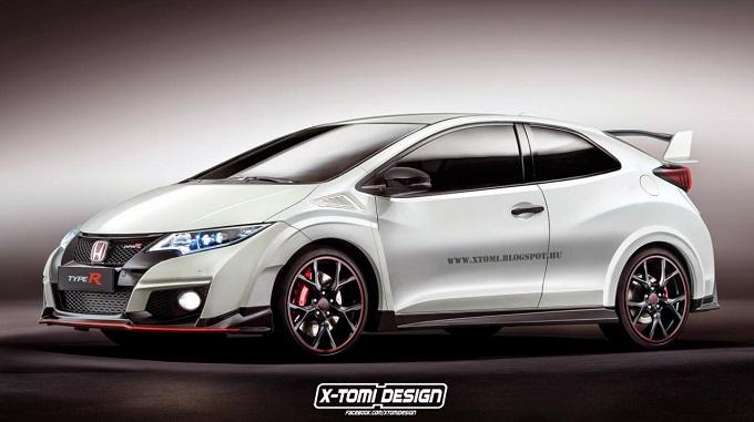 Honda Civic Type R by X-Tomi design