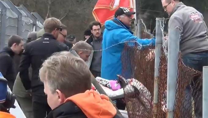Incidente al Nürburgring, morto uno spettatore [VIDEO]