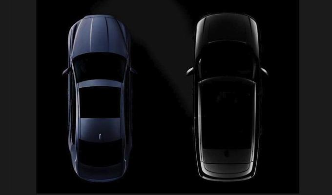 Land Rover ultra-luxury Range Rover: un teaser prima della presentazione a New York