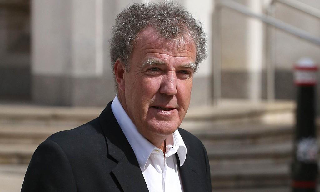 Top Gear, Jeremy Clarkson sospeso dalla BBC