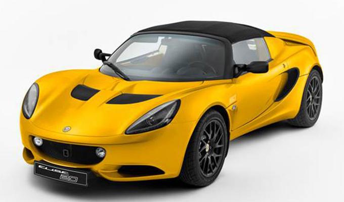 Lotus Elise 20th Anniversary Special Edition: compleanno a doppia cifra per la piccola sportiva
