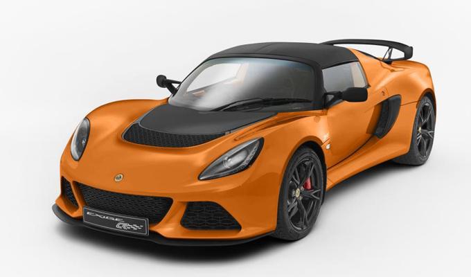 Lotus Exige S Club Racer: scende il peso, emerge il carattere sportivo