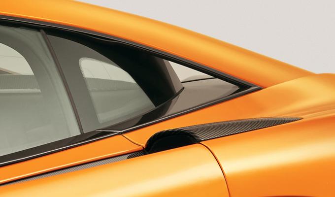 McLaren 570S Coupé: a New York la nuova interpretazione sportiva di Woking
