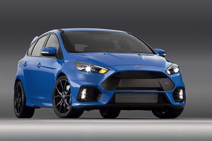 Focus Veste Al New Ford Si Nitrous Salone Di Nuova York Rs Blue fpqzwx5