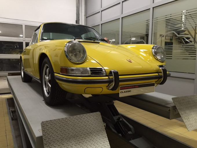 Partner Porsche Classic a Milano