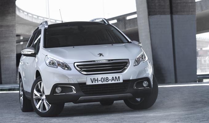 Peugeot 2008: un'auto globale prodotta anche in Brasile