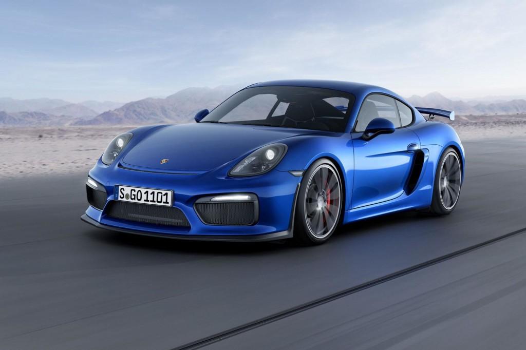 """Porsche Cayman GT4 RS? Da Stoccarda: """"Se c'è domanda perché no"""""""
