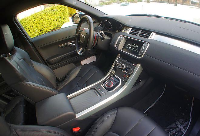 Range Rover Evoque 2 2 Sd4 Prova Su Strada 2015