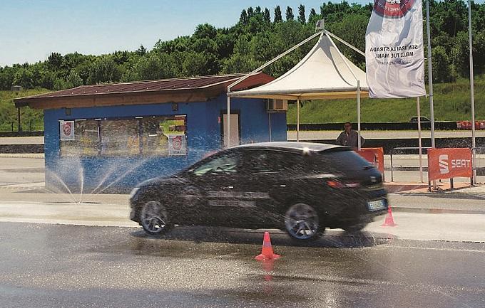 Seat Driving Academy 2015, all'Autodromo di Franciacorta si riallacciano le cinture