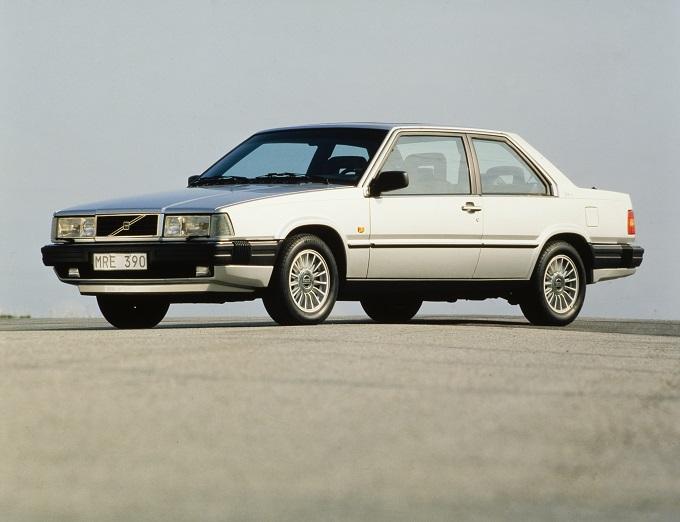 Volvo, a Techno Classica tanti modelli a firma Bertone