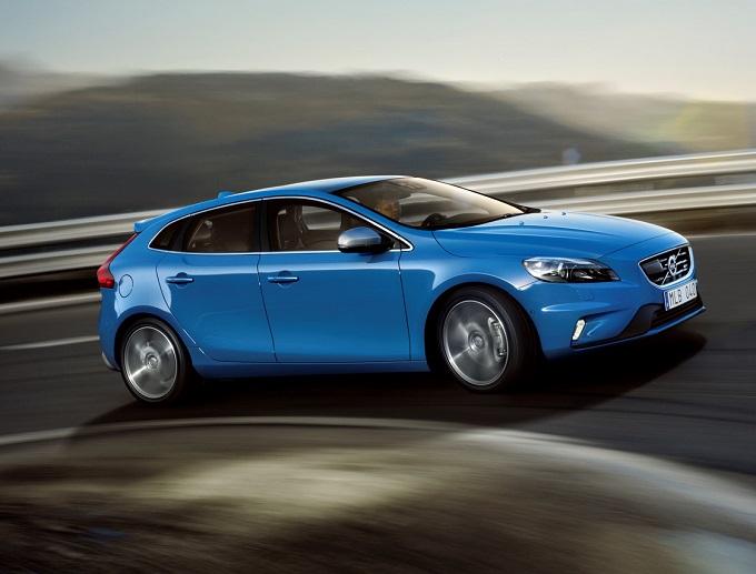 La Nuova Volvo V40 adotterà la nuova piattaforma CMA
